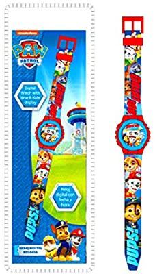 Kids Licensing – pw16268 – Paw Patrol – Reloj Digitale