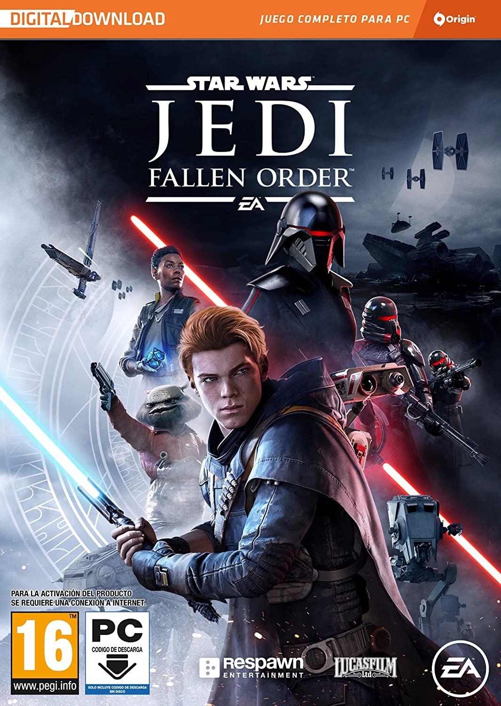 Star Wars Jedi Fallen Order (Codigo de descarga) | Amazon