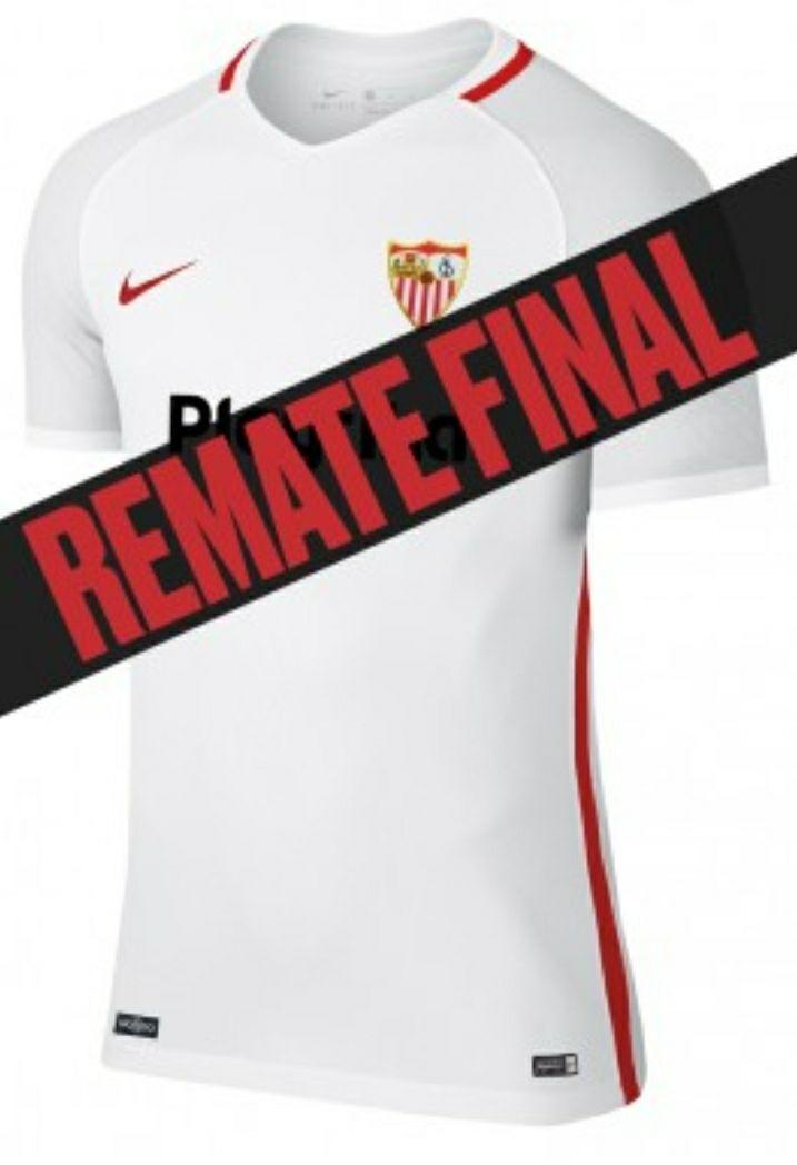 Camiseta Sevilla FC 18/19