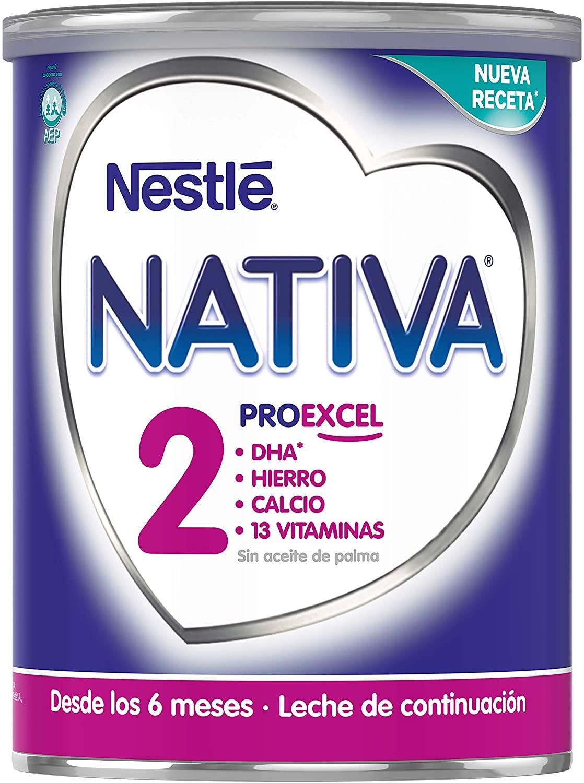 Leche de continuación Nestlé Nativa 2
