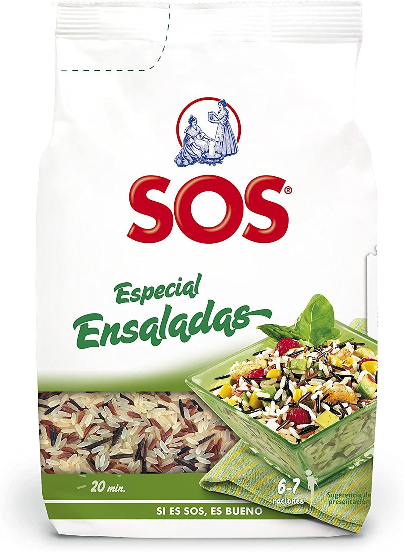 SOS arroz especial ensaladas 500gr.