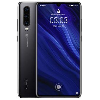 Huawei P30 negro 128gb
