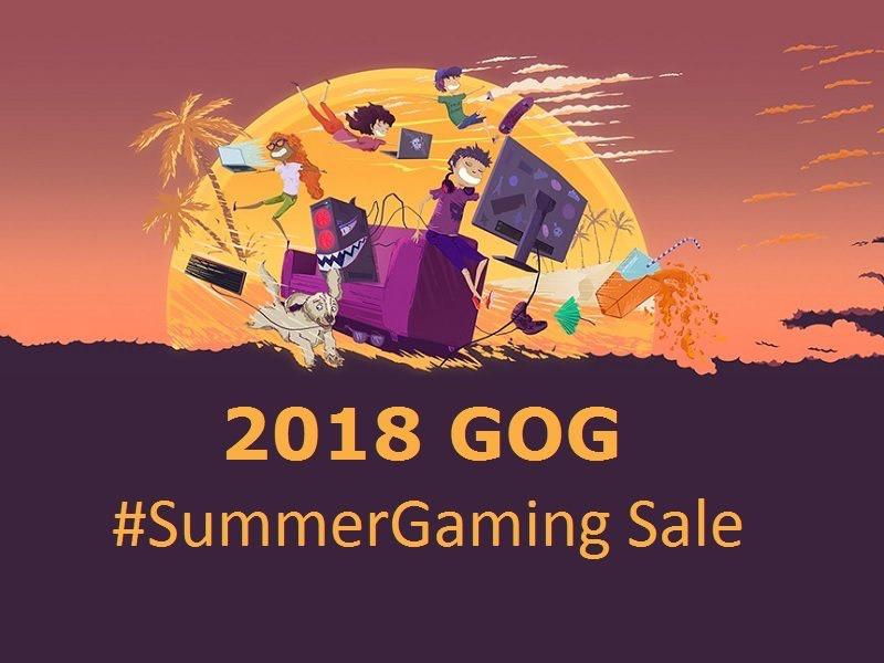 Ofertas de verano GOG