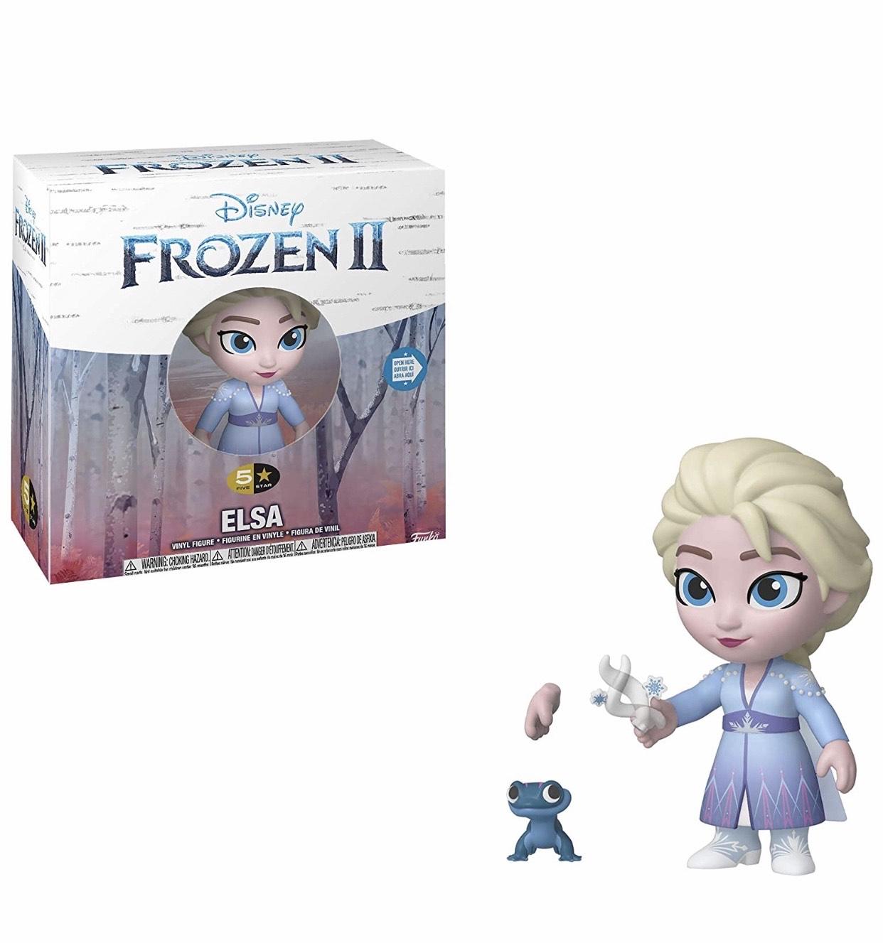 Funko- 5 Star: Frozen 2-Elsa