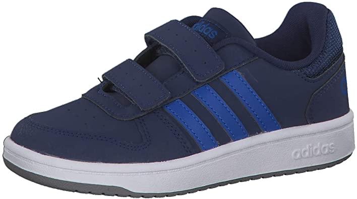 Zapatillas Adidas Hoops 2.0 CMF C unisex para niños y niñas
