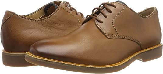 Clarks Atticus Lace, Zapatos para Hombre talla 40.
