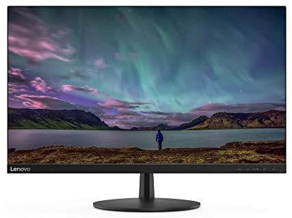 """Lenovo L27i-28 27"""" Full HD LED Plana Mate Negro"""