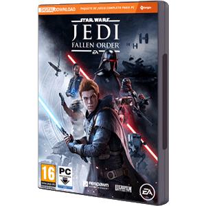 Star Wars Jedi Fallen Order + Regalos DLC´s