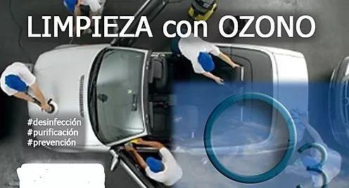 Desinfección Gratuita de vehículos (Murcia)