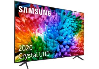 "TV LED 75"" - Samsung Crystal UHD 75TU7125, Smart TV, 4K Real y HDR10+"