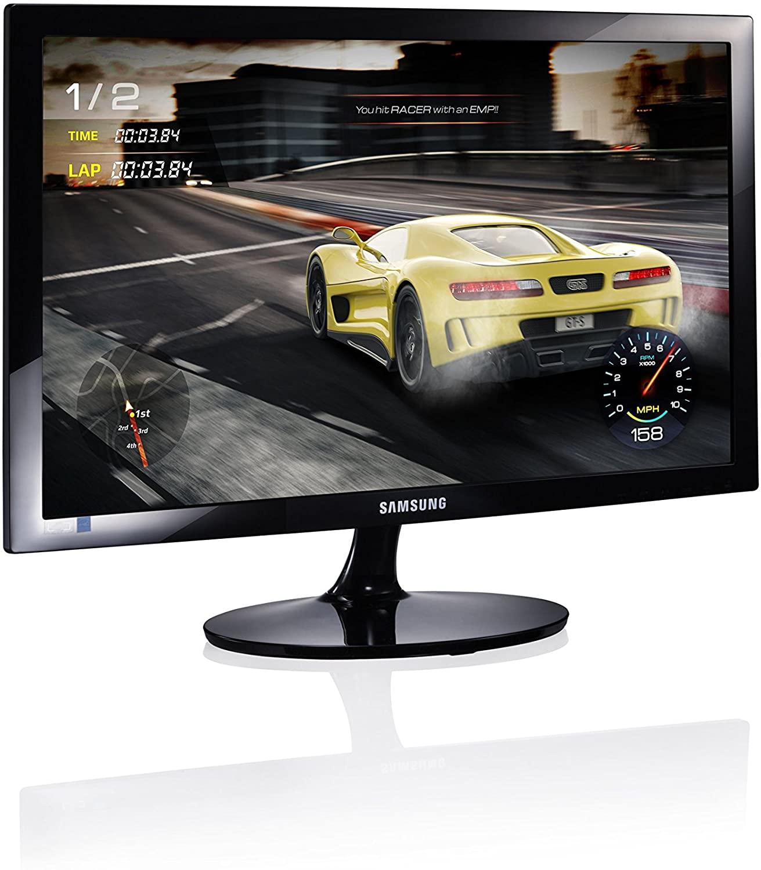 Monitor Samsung 24'' Full HD, 1 ms, 75 Hz, LED, TN