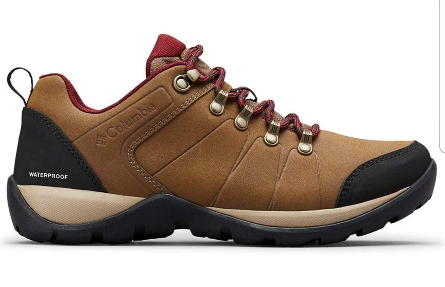 Columbia Fire Venture L II WP, Zapatos de Senderismo para Mujer - Número 42