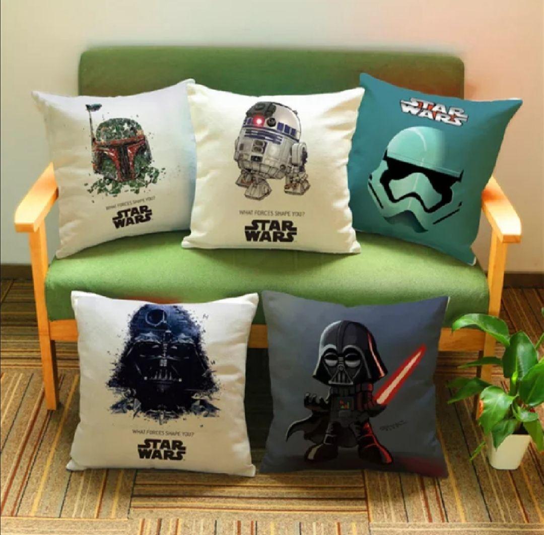 Funda cojín Star Wars.