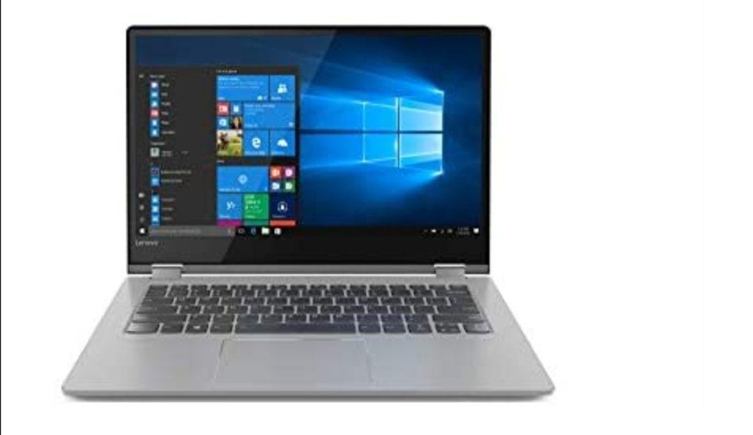 "Lenovo Yoga 530-14ARR - Portátil táctil convertible 14"" FullHD (AMD Ryzen5 2500U, 8GB RAM, 256GB SSD, Windows 10)"