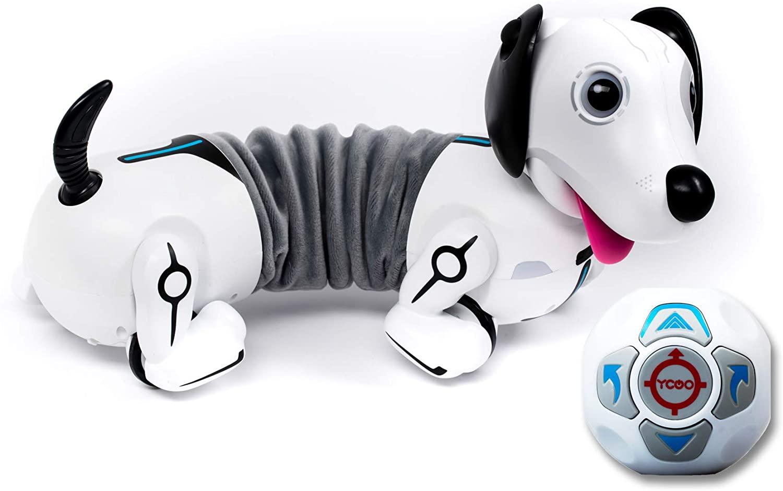 Perro Robot Silverlit Robo Dash/Dackel (REACOs Como NUEVO)