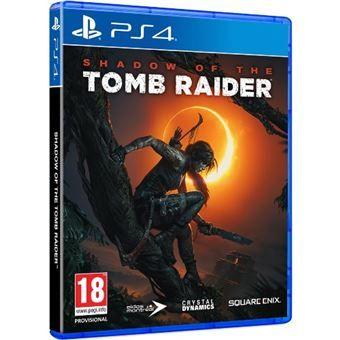Shadow of the Tom Raider (Ps4) Precio socio Fnac