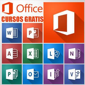 60 Cursos Gratis de Microsoft Office