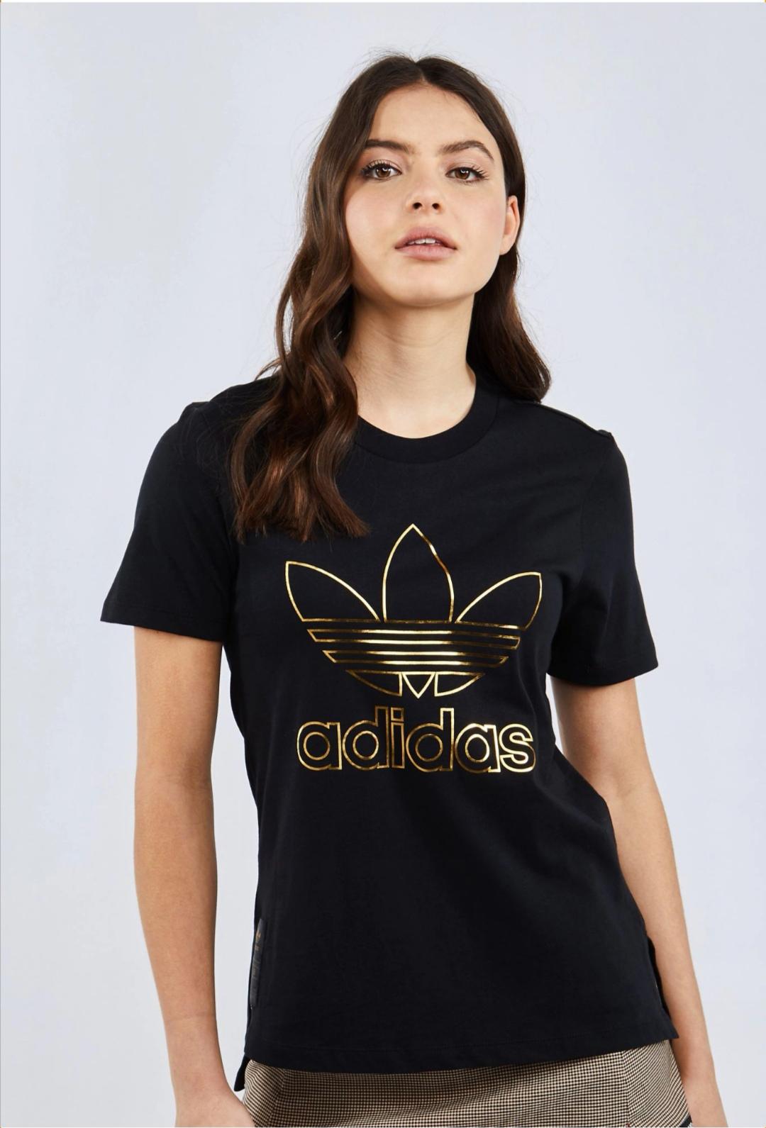 Adidas Superstar - Mujer T-Shirts Tallas 34, 36 y 38
