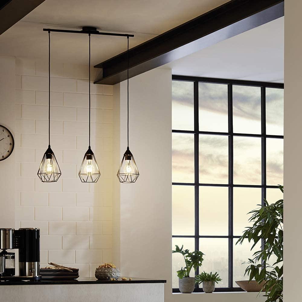 Eglo 94189 Tarbes - Lámpara de techo colgante (REACOs Como NUEVO)