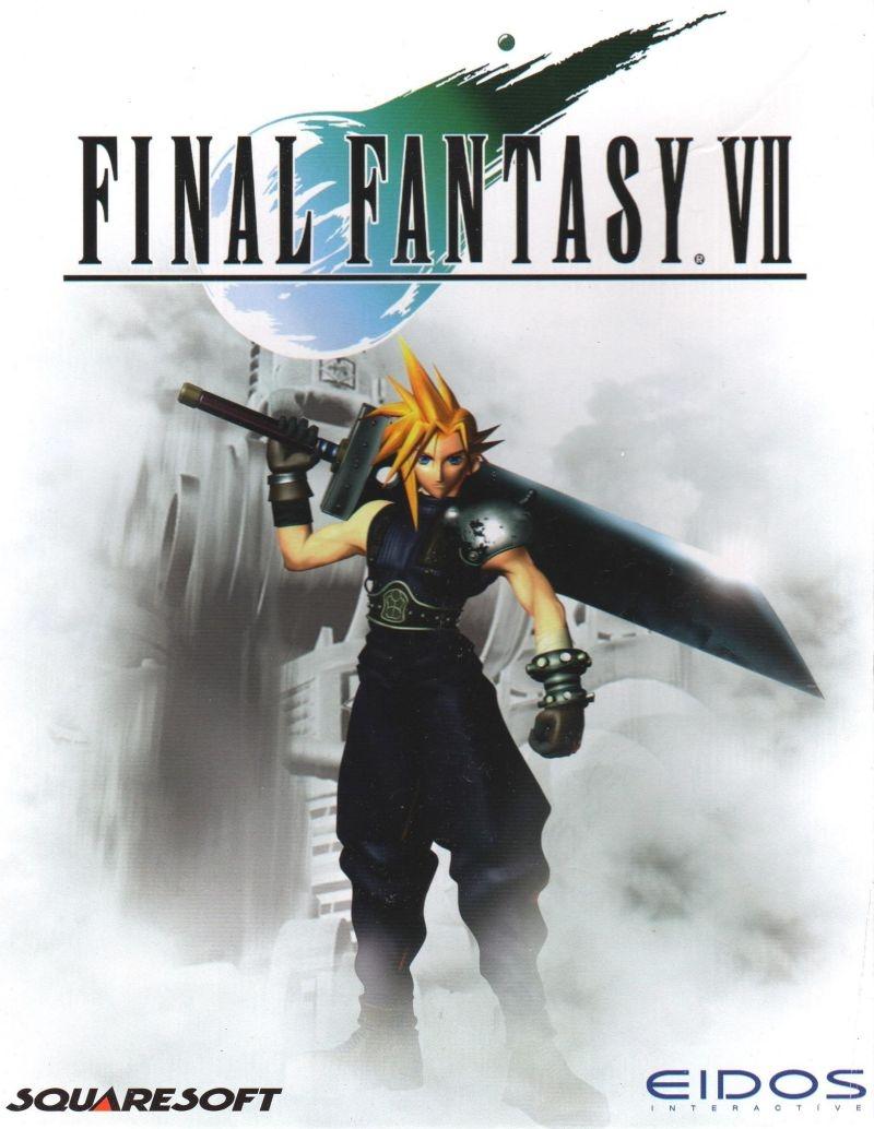 Final Fantasy VII Steam