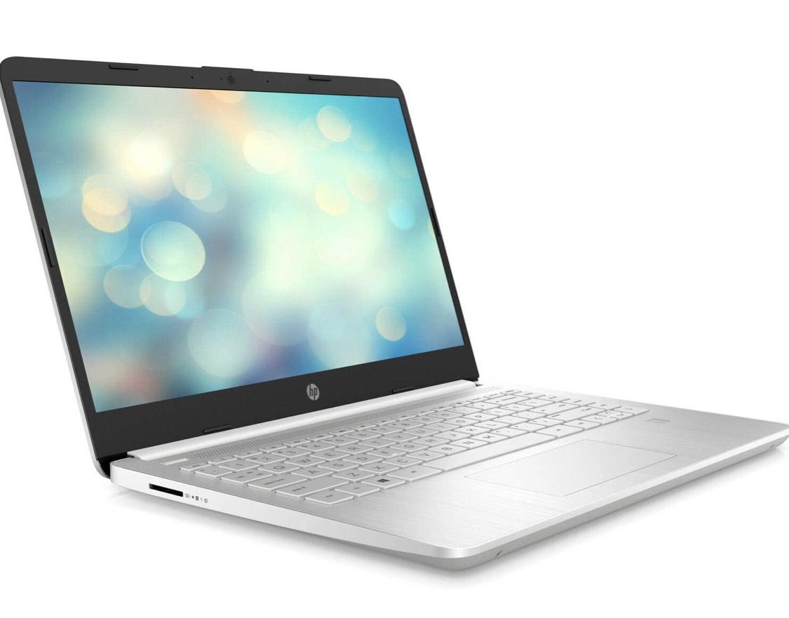 HP 14s-dq1014ns - i7-1065G7, 8 GB RAM, 512 GB SSD