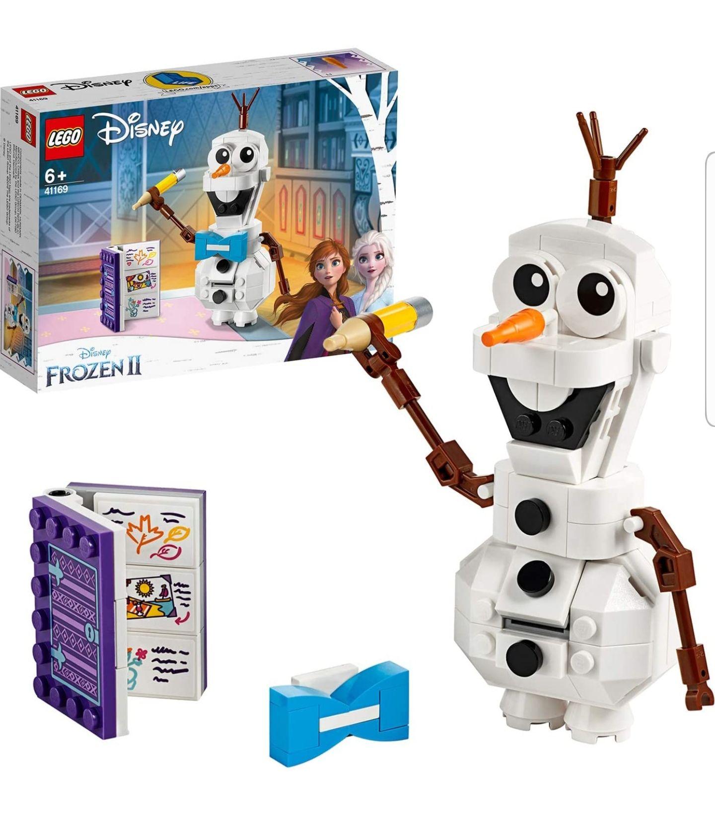 LEGO Disney Princess - Olaf (Precio al tramitar el pedido)