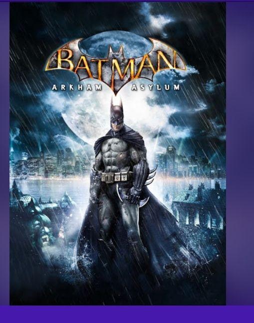 Batman: Arkham Asylum (GOTY) Steam Clave GLOBAL