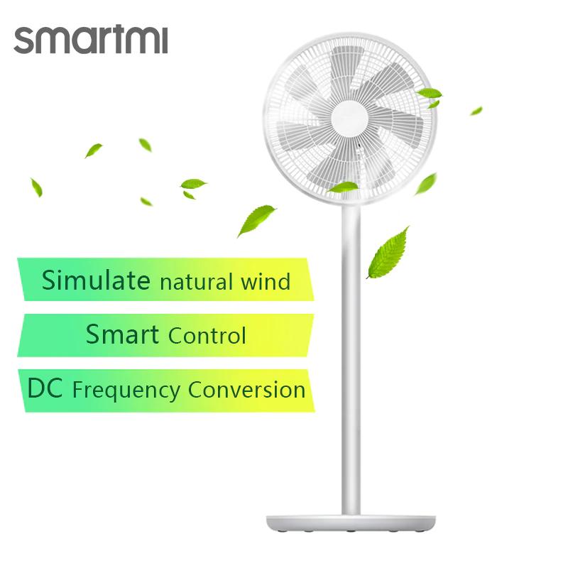 Xiaomi Smartmi Fan 2 Ventilador Pedestal - DESDE ESPAÑA - Google Homey Alexa -