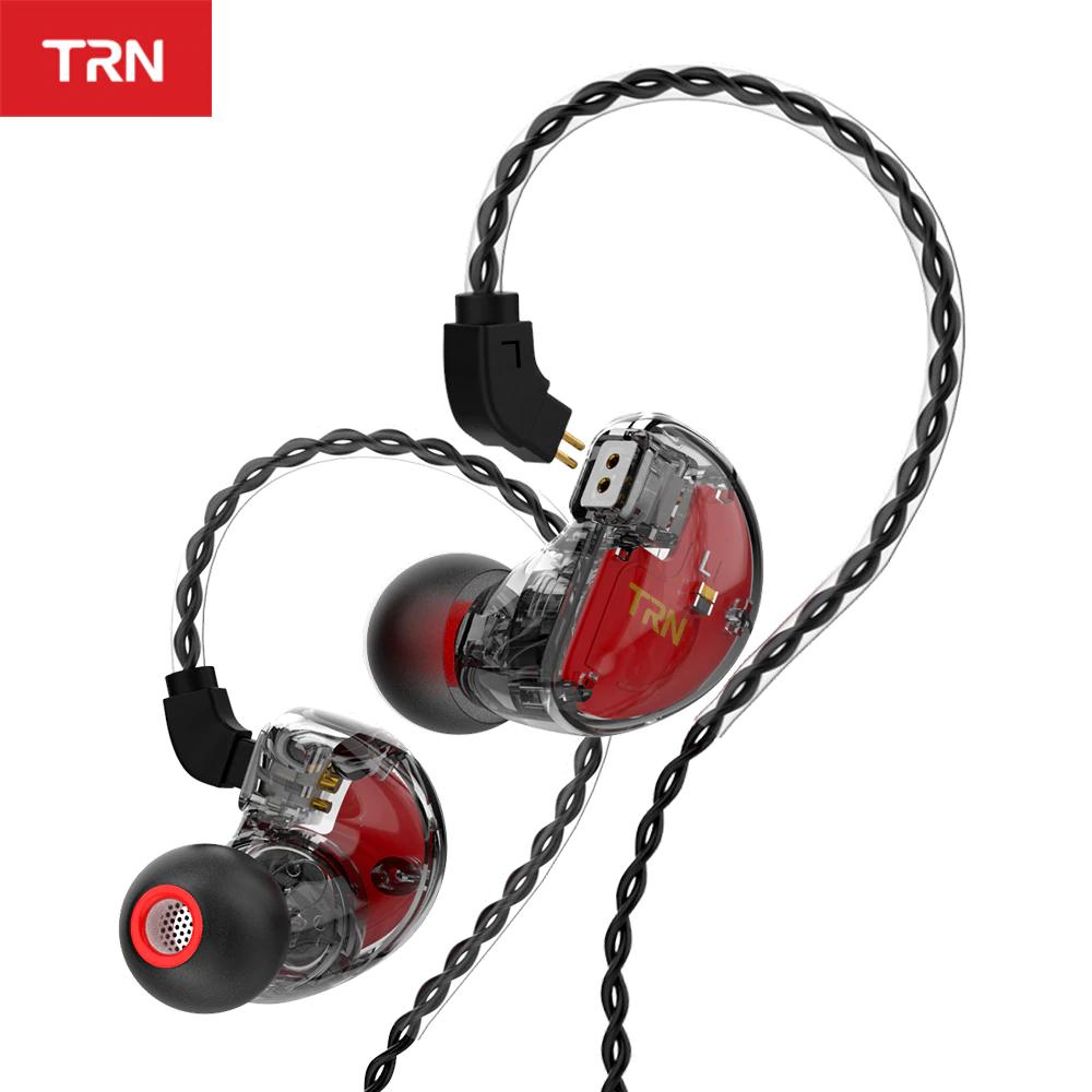 Auriculares Híbridos TRN V30 (1dd+2ba) - Cable reemplazable