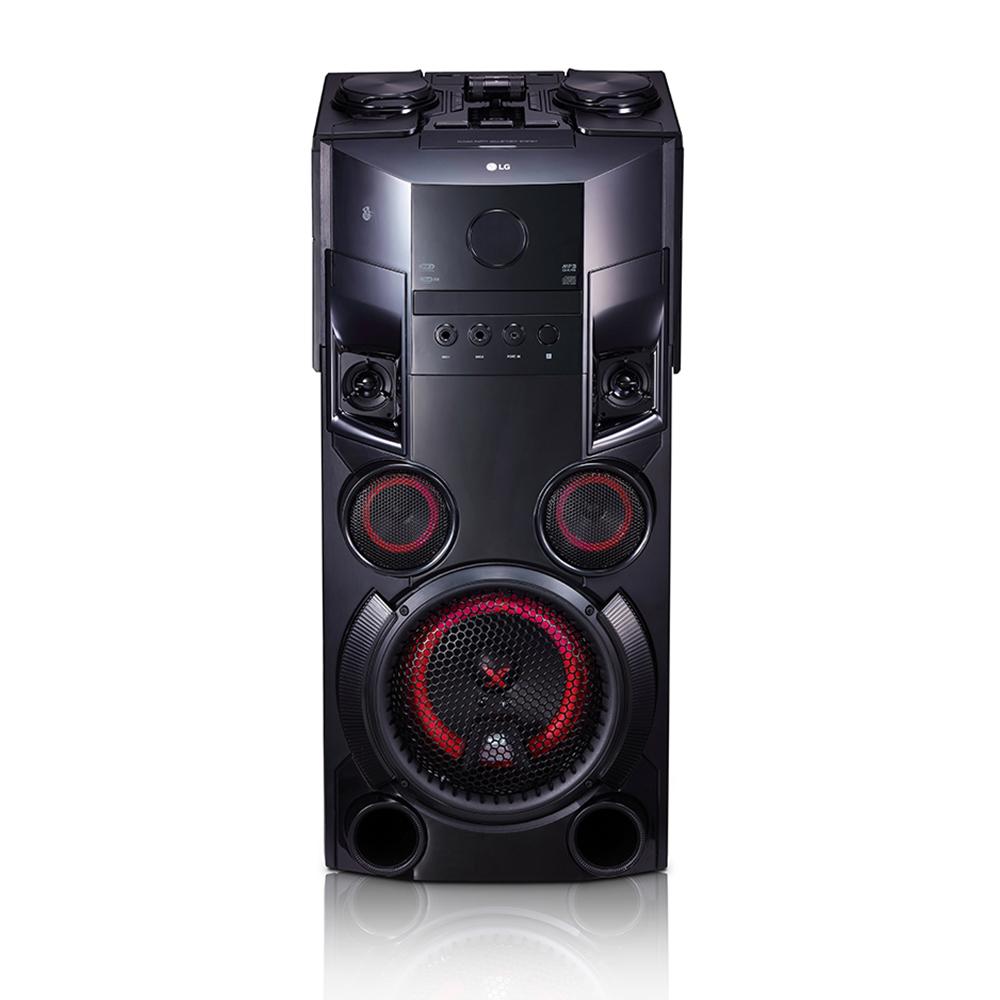LG OM5560 - Altavoz alta potencia (500W RMS, Bluetooth 4.0)