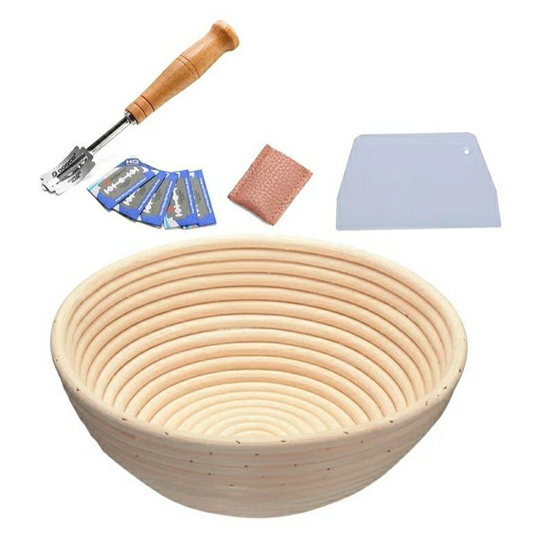 Recopilación Kit para hacer pan