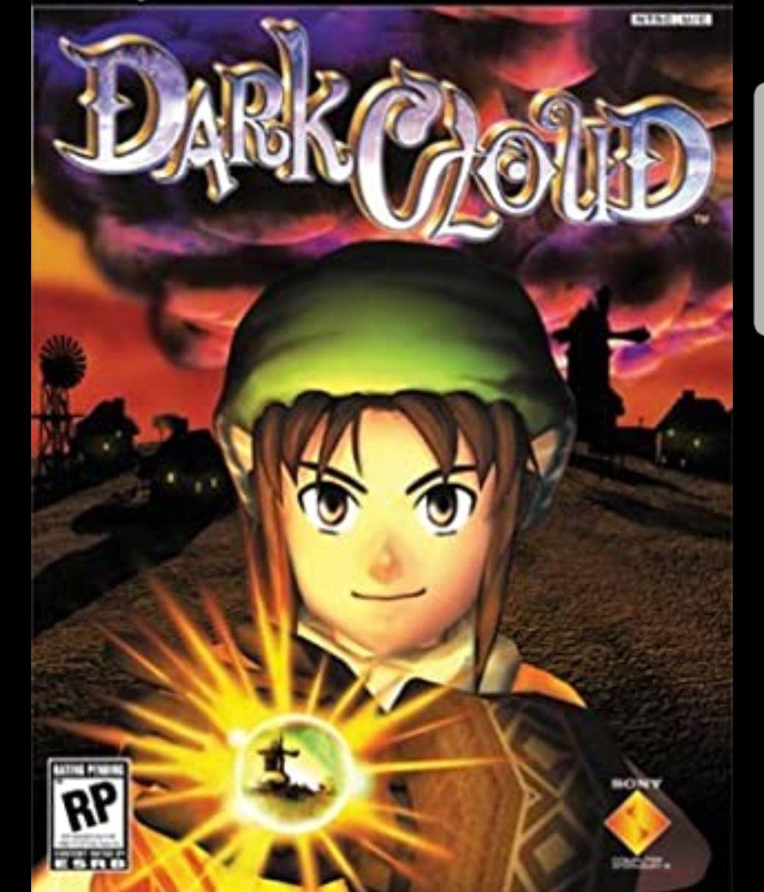 Dark Cloud PS4