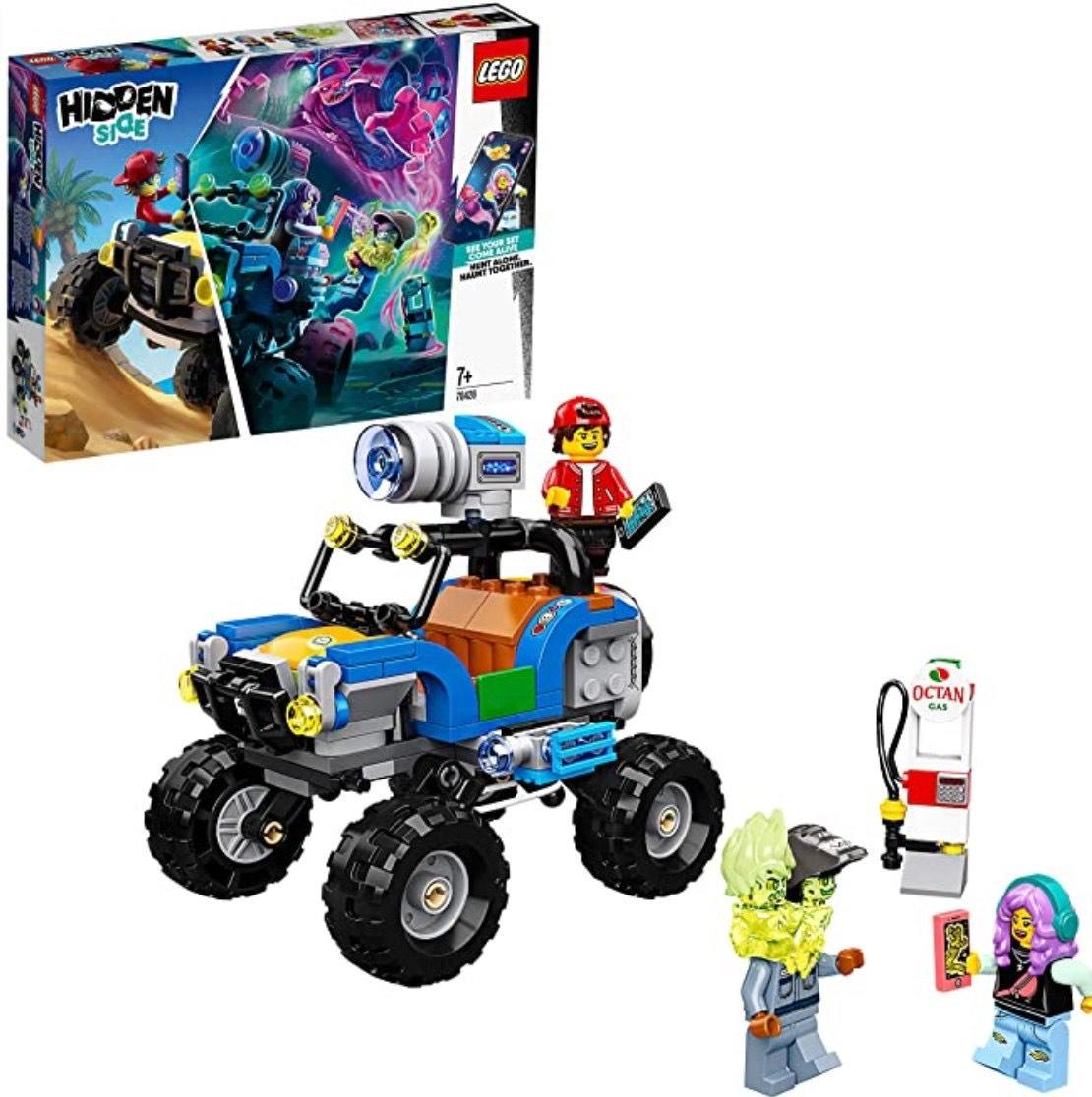 LEGO Hidden Side - Buggy Playero 70428