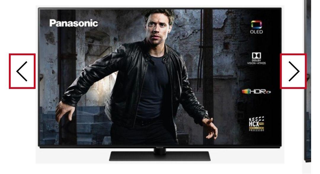"TV OLED Panasonic 55"" TX55GZ950E - 4K UHD, HCX Pro, HDR10+, Smart TV + Puesta en marcha"