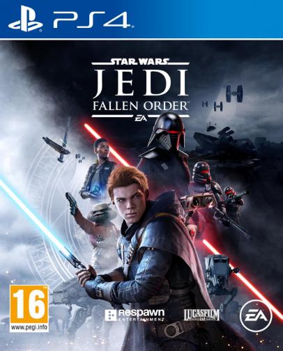 Jedi Fallen Order Ps4 34,90€