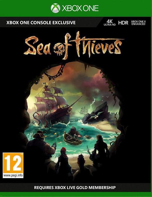 Sea Of Thieves Para Xbox One