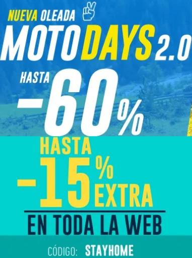 Motodays Motocard