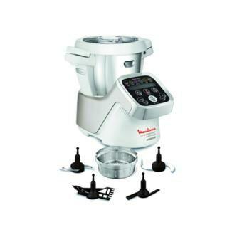 Robot de cocina Moulinex Companion con 6 programas