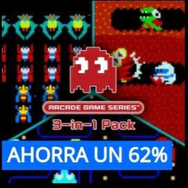 PACMAN, DIG DUG Y GALAGA PS4