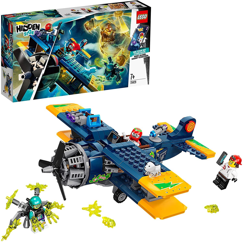 LEGO Hidden Side - Avión Acrobático