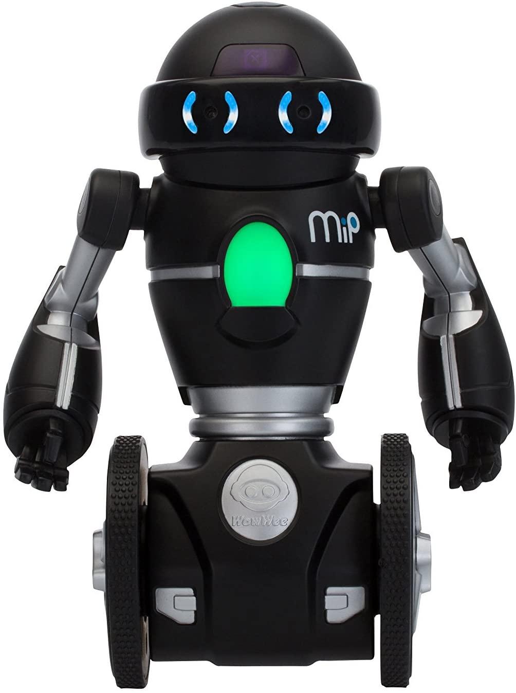 Wow Wee- MIP Robot, Color Negro. REACO