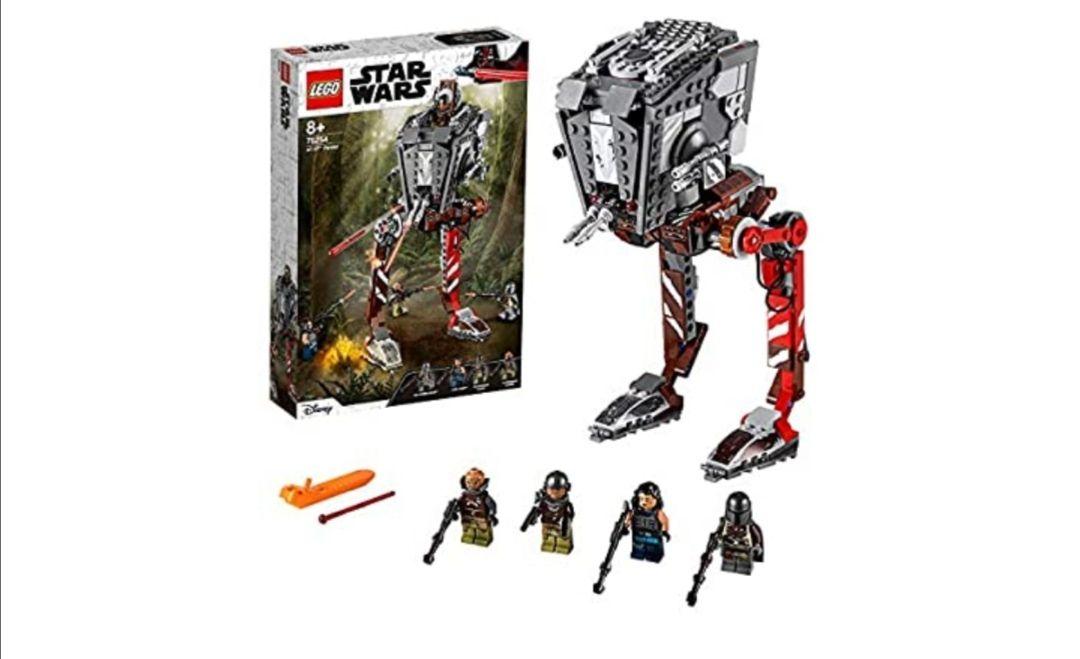LEGO Star Wars TM - Asaltador AT-ST, Set de Construcción Inspirado en el Mandalorian (Precio al tramitar)
