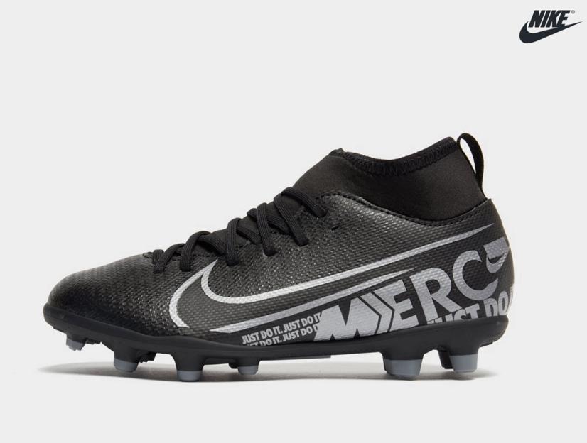 Botas de fútbol para niño Nike