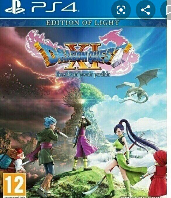 Dragon Quest XI de PlayStation 4 a 13,99€