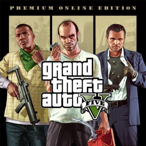 [Epic Games] GTA V Premium Edition GRATIS para PC