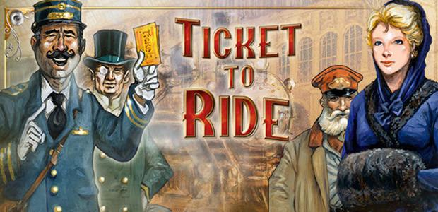 Aventureros al tren (Ticket to ride). VERSION DIGITAL