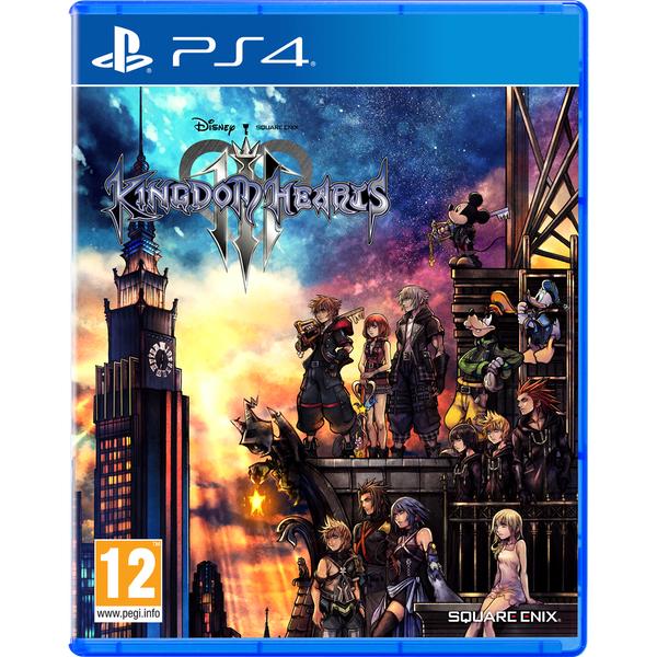 Kingdom Hearts III (3) PS4 Físico