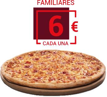Vuelven los Family Days en Telepizza