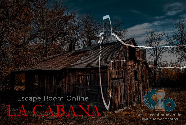 Escape Room Online Gratuito - La Cabaña