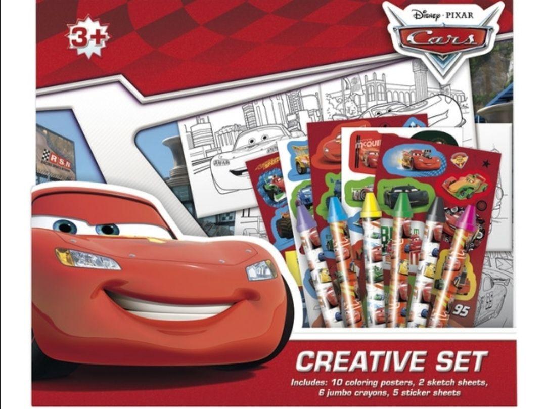Set creativo Cars Disney